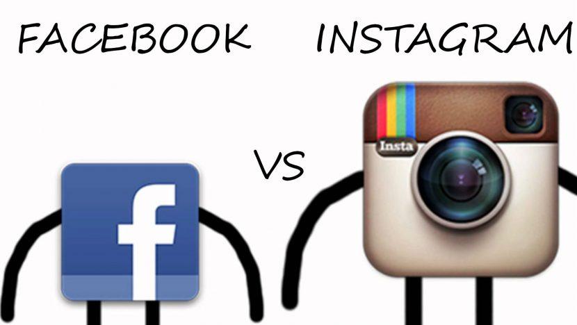 Facebook o instagram